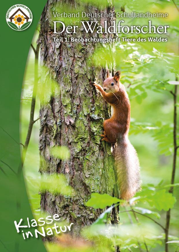 Der Waldforscher Teil 1: Tiere des Waldes